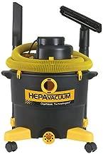 Dustless 16 Gal Hepa Wet Dry Vacuum W/12' Hose, 120v