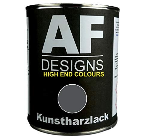 Alex Flittner Designs 1 Liter Kunstharzlack für WACKER NEUSON VERKEHRSGRAU LKW NFZ Lack n