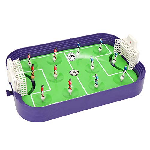 Why Choose YAOLAN Indoor Portable Tabletop Soccer Game, Mini Foosball Table Family Fun Game, for Chi...