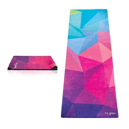 Yoga Design Lab (ヨガデザインラボ) </br></noscript>ヨガマット 厚さ1mm トラベルマット 折りたたみ
