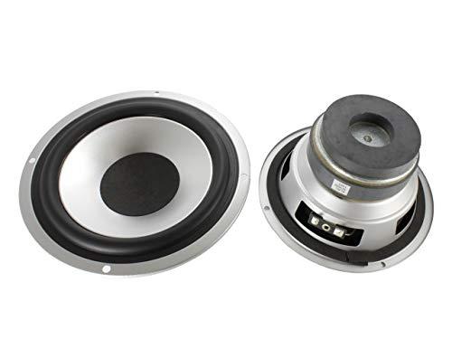 ELAC[BS53.2]に搭載の ELAC W1629 ウーハースピーカーユニット5.5インチ(145mm)6Ω/70W [スピーカー自作/DIYオーディオ]/1個[並行輸入品]