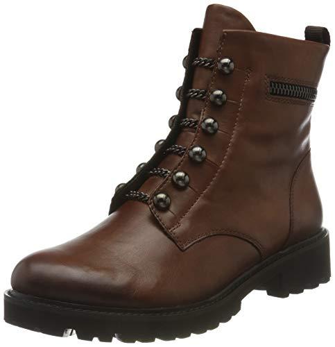 Remonte Damen D8670 Mode-Stiefel, chestnut / 22, 41 EU
