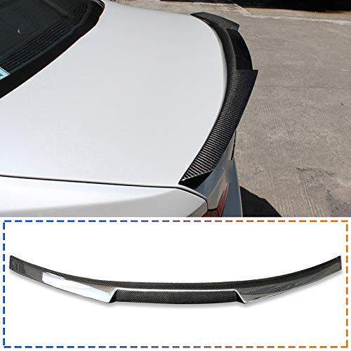 Aptos Fit For F10 F11 100% Fibra Carbono Cola Spoilers Forma Fit...