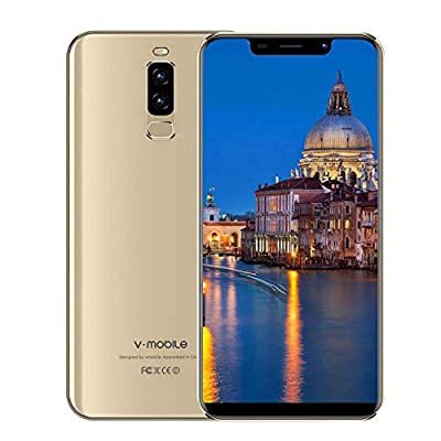 Newest and Affordable Face Unlock Android 9.0 Smartphone Water Drop Screen 5.85 inch - 13 MP Autofocus Rear Camera
