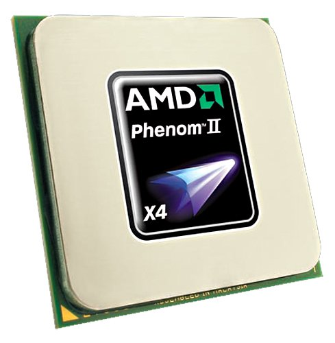 AMD Phenom II X4 945 Deneb 3.0 GHz 4x512 KB L2 Cache Socket AM3 95W Quad-Core Processor - Retail HDX945WFGMBOX