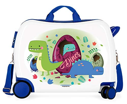 Movom Happy Time Maleta Infantil Multicolor 50x38x20 cms Rí