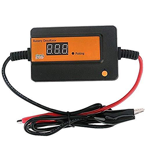 400Ah Orange Intelligenter Autopuls-Batterie-Desulfator zur Wiederbelebung und Regeneration der Blei-Säure-Batterien