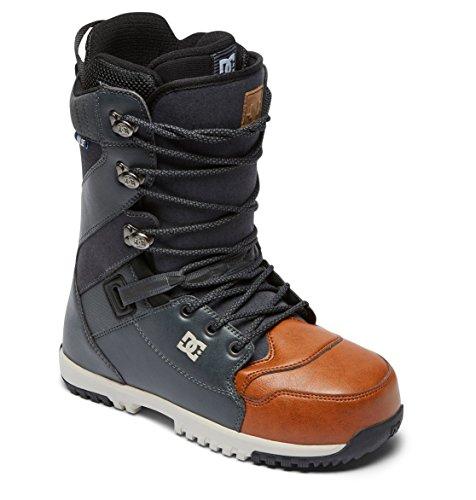 DC Shoes Mutiny - Botas de Snowboard con Cierre de Cordones - Hombre - EU 46