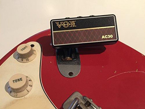 VOXヘッドフォンギターアンプamPlug2AC30ケーブル不要ギターに直接プラグ・イン自宅練習に最適電池駆動エフェクト内蔵定番ヴィンテージサウンド