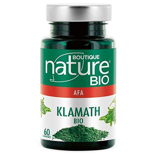 Boutique Nature Complément Alimentaire Vitalité Klamath Bio 60 Gélules Végétales Stimule Les Défenses Immunitaires