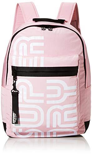 Superdry Damen Nostalgia Backpack Rucksack Pink (Pale Pink)