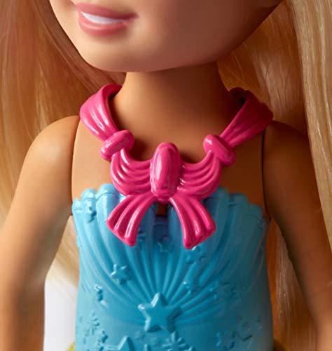 Barbie Dreamtopia Doll and Fashions