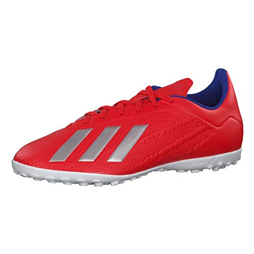 adidas Herren X 18.4 Tf Fußballschuhe, Mehrfarbig (Multicolor 000), 40 EU