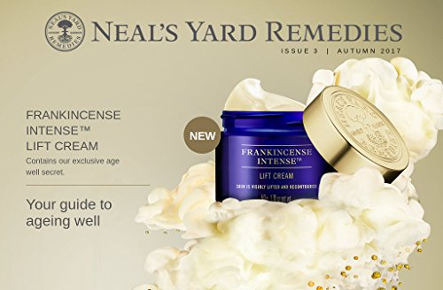 Neal 's Yard Remedies – Incienso Intens Lift Crema | ayuda a redefinir su contorno facial, dejar...