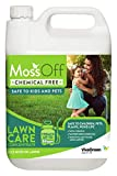 MossOff New Award winning Chemical Free Lawn Care