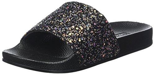 victoria Sandalia Pala Glitter, Zapatillas para Mujer