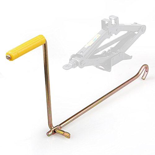 Brand New Tire Wheel Jack Lug Wrench Tool Universal Fits for Car SUV Truck Hot