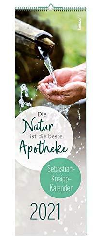 Sebastian Kneipp - Kalender 2021: Die Natur ist die beste Apotheke