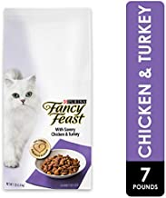 Purina Fancy Feast Dry Cat Food, With Savory Chicken & Turkey - 7 lb. Bag