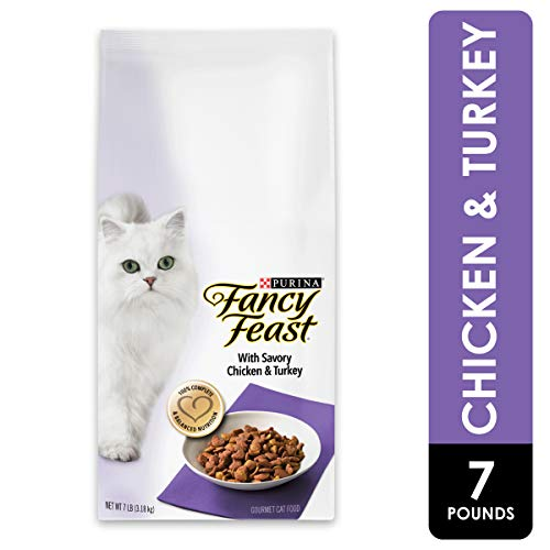 Pet Food Purina Fancy Feast Gourmet Gold Dry Cat Food