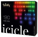 Twinkly - Stringa Luci Led a Cascata (5x0,6 m) con 190 LED...