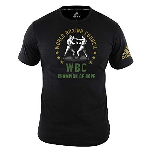 adidas Erwachsene WBC T-Shirt, schwarz,...