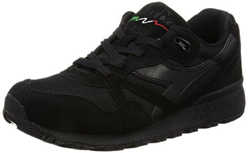 Diadora Simple Run Wn Chaussures de sport pour femme - Noir - Noir , 39 EU