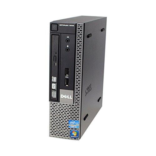 Dell OptiPlex 7010 USFF Core I5 3475S 2.90 gHz Quad Core 4GB / 320GB HDD Windows 10 Pro