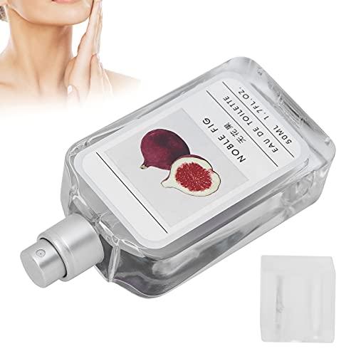 Perfume para mujer, 50 ml, flores femeninas, frutas, perfume ligero, fragancia floral para estudiantes de larga duración, regalo para mujeres(5214-3 higos)