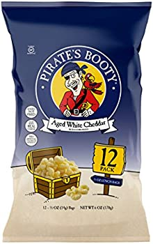 12-Pack Pirate's Booty Cheese Puffs