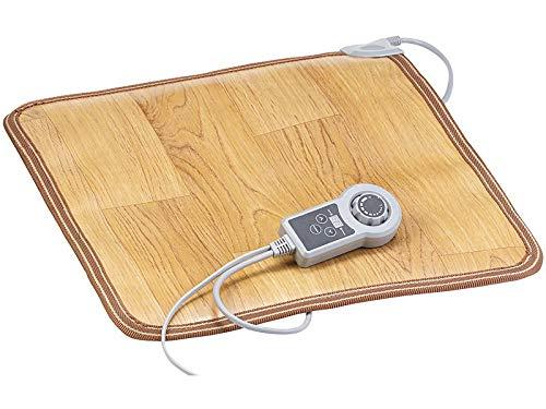 infactory Wärmematte: Beheizbare Infrarot-Fußboden-Matte, 50,5 x 55 cm, bis 60 °C, 70 Watt (Heizmatten)