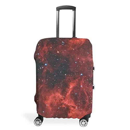 Funda protectora para maleta de viaje Galaxy – espacio elástico multitamaño para traje de equipaje protector