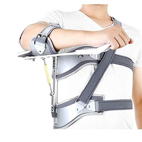 DXFK.AM Ajustable Articulación del Hombro Brazo De Abducción, Dislocación Soporte Fijo Humeral Fractura Dislocación Ortesis para La Fijación del Hombro