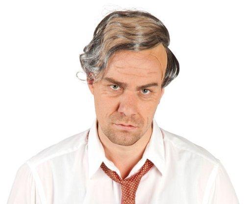 Opa Bald Wig With Grey Hair Opap Erücke
