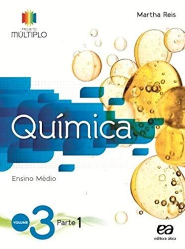 Projeto Multiplo - Qúimica - Volume 3