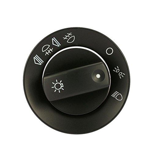 Cikuso Cubierta del interruptor de faro de niebla de coche