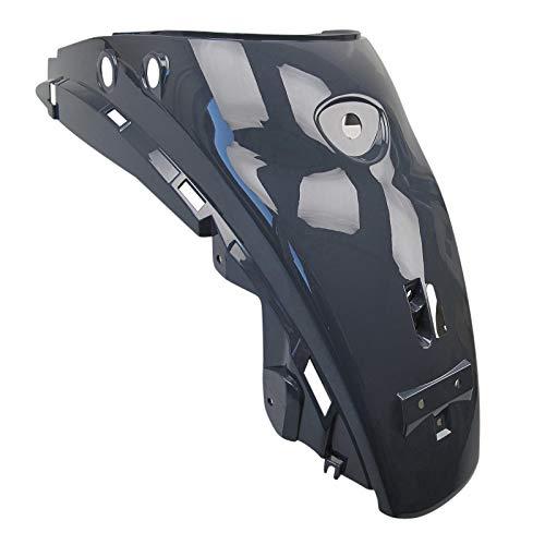 Hinterradabdeckung Spritzschutz Radlauf Schutzblech hinten blau Retro Euro 4 Motorroller Luxxon Znen Benero Burnout Casabike