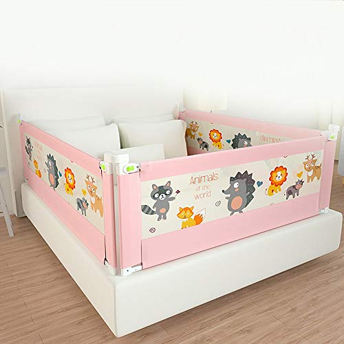 Affordable Wagsuyun Bed Bolster Crib Fence Fence Baby Infant Drop Protection Bed Fence Universal Baf...