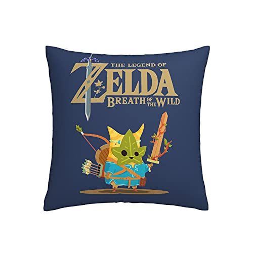 Matasleno Links Awakening - Funda de almohada decorativa para videojuegos, diseño de leyenda de Zelda