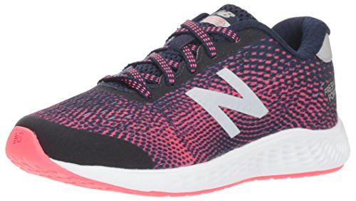 New Balance Girls' Arishi Next V1 Running-Shoes, Pigment, 5 M US Big Kid