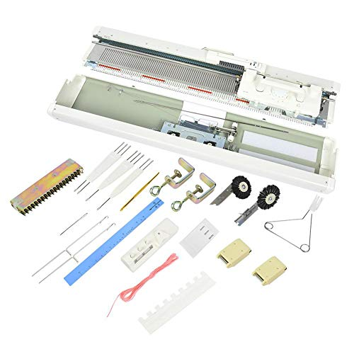 Why Should You Buy Knitting Machine Embroidery Machines, SK155 Knitting Machine Kit 3-Needle Electro...