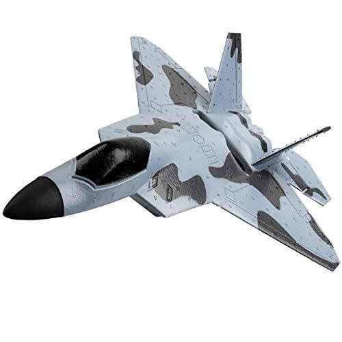 LYHLYH Modèles réduits d'avions, Avions de contrôle à Distance 3D / 6G à Trois Voies comme Moteur sans Balai Machine réelle RC UAV, Peut Facilement effectuer diverses Cascades à Pleine Puissance.