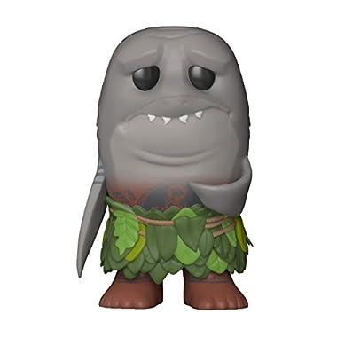 Funko Pop Disney: Moana Shark Head Maui Spring Convention Collectible Figure, Multicolor
