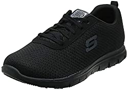 Skechers Ghenter Bronaugh Lace up Work shoes