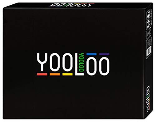 YOOLOO - Das Coole Kartenspiel für die ganze Familie oder als Partyspiel (2 bis 8 Personen)