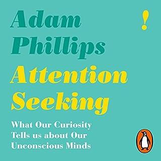 Attention Seeking cover art