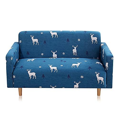 ASCV Funda de sofá Fundas de Muebles elásticas Fundas de sofá elásticas para Sala de Estar Fundas de sofá para sillones Fundas de sofá A6 1 Plaza