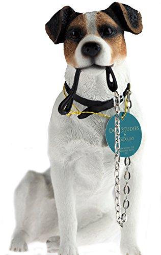 LP Support Walkies 15cm Jack Russell Hund Ornament Figur