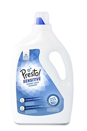 Marchio Amazon - Presto! Detersivo sensitive liquido...
