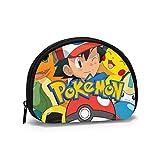 Celebrate Pokémon - Mini cartera con cremallera para hombre
